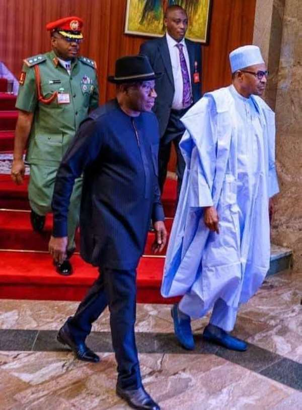 2023: Eze commends Jonathan for rejecting the bite of the Northern Presidency Sour bait  .