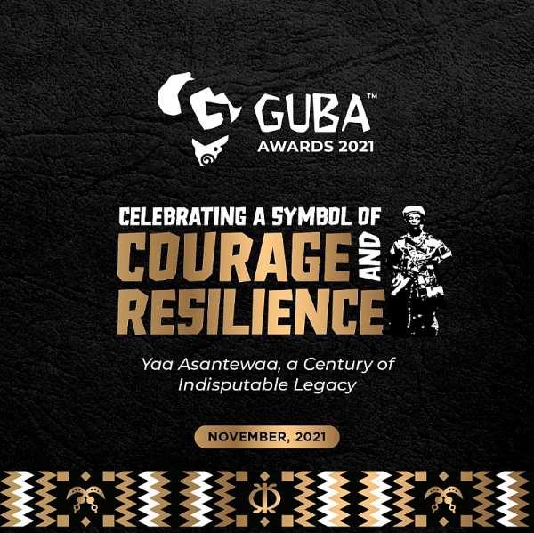 GUBA Premiers it's 2021 Awards in Ghana to celebrate a century of Yaa Asantewaa's resilience