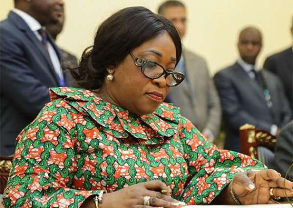 President Alpha Conde broke ECOWAS Charter in spite of behind the scene engagements — Ayorkor Botchway