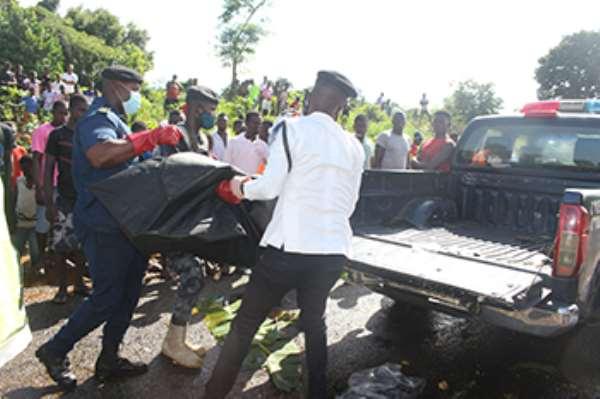 Kwesimintsim: Scrap dealer found dead with hands tied
