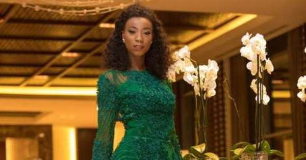 Check Out 8 Gorgeous Photos Of Miss Universe Ghana 2018