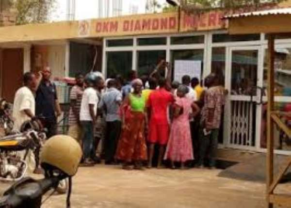 Release our locked up funds or we'll vote you out – Bono East Group to Govt