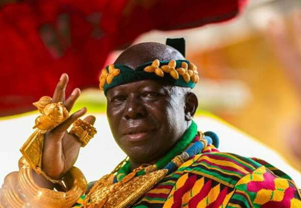 Use Your Position To Bring Development To Ahafo Region — Otumfuo To Chiefs