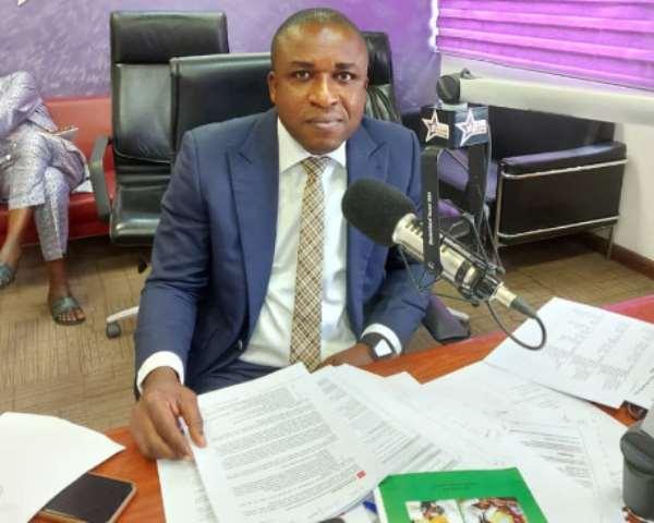 Dr. Kwabena Twum Nuamah