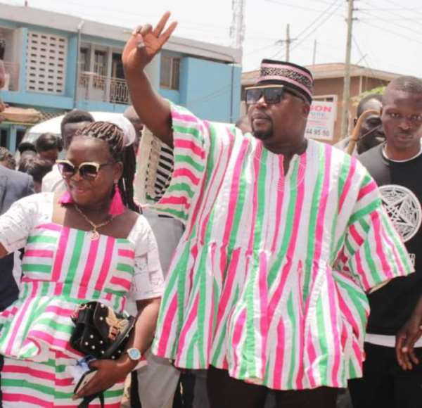 PNC's Awingobit Accuses NDC Of Stealing His Idea Into People's Manifesto