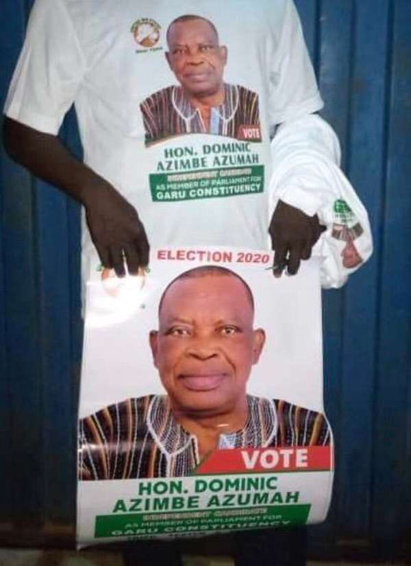 Garu NDC: Don't Go Solo — Dr. Anaba Begs Dominic Azuma For Going Independent
