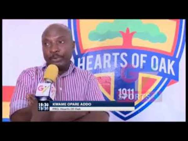 Kwame Opare Addo