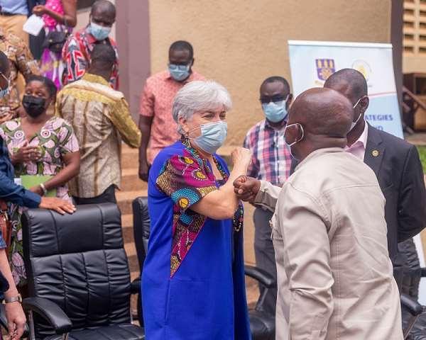 US announces new support for public health in Ashanti Region