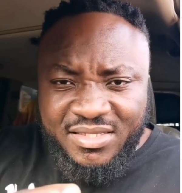 I make 'Ony3 gbemi' cedis every month — Comedian DKB blasts follower who questioned him how much investment he has or made