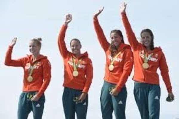 Hungarian sport success in Rio Olympics