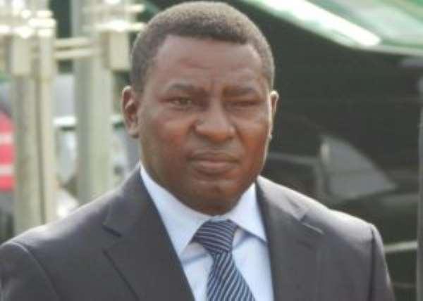 NFA Boss Djibrilla Hamidou Replaces Kwesi Nyantakyi As WAFU Zone B President