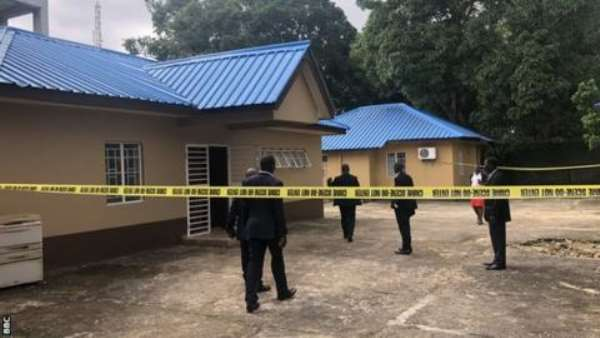 Sierra Leone FA Offices Raided By Anti-Corruption Commission