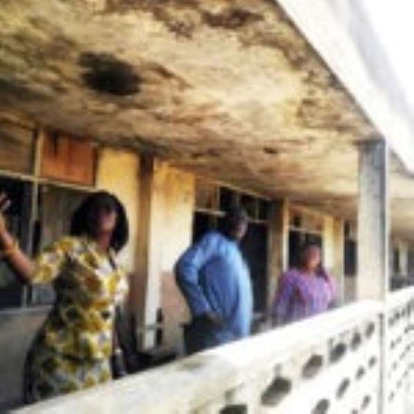 Bolga: 700 Pupils Saved From Crumbling School Building