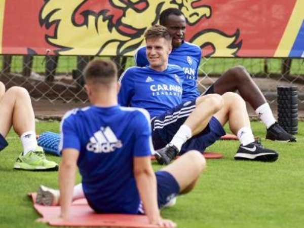 Raphael Dwamena's Real Zaragoza Geared Up For Fuenlabrada Encounter