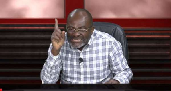 Contempt: Ken Agyapong Runs To Supreme Court For Cover