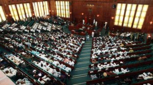 CAMA Law: Illuminati Hijacks NASS, Nigeria's Parliament