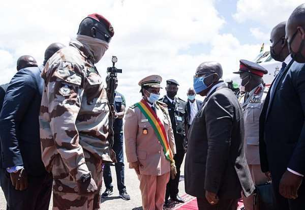 Coup leaders reject ECOWAS' demand for Alpha Conde's release