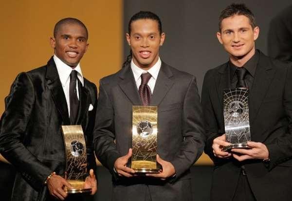 Jose Mourinho: Eto'o Deserved To Win A Ballon d'Or