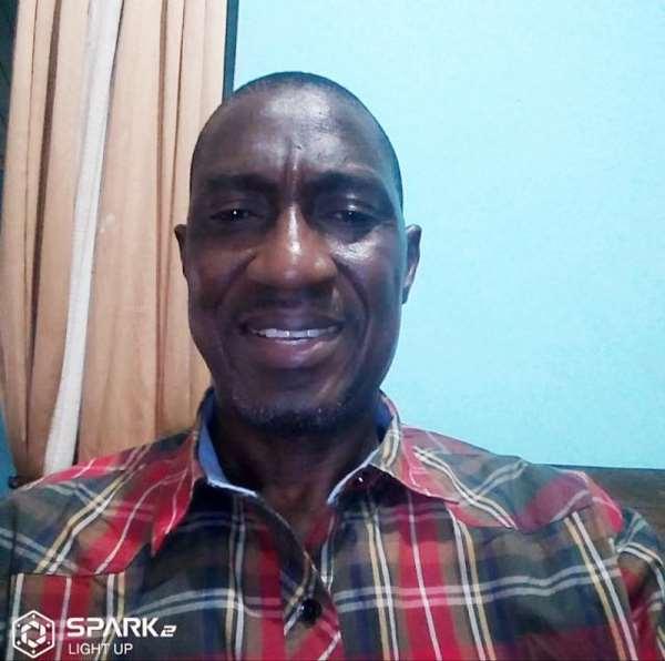 Tahiru Issahaku Ahmed DCE nominee Bawku West District