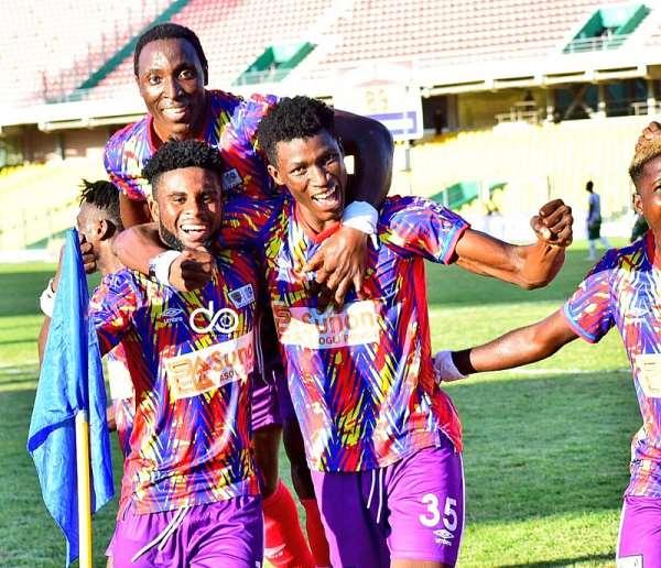 Caf Champions League: Hearts of Oak stun CL Kamsar 2-0 to progress