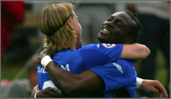 Ghanaian Players In Sweden: