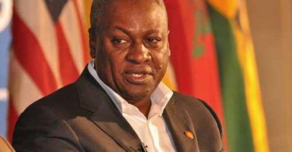 Mahama Will Be President Again In 2020