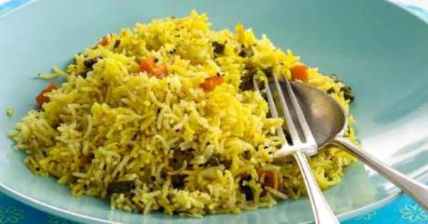 Try This Mouth-Watering Pilau Rice This Holiday