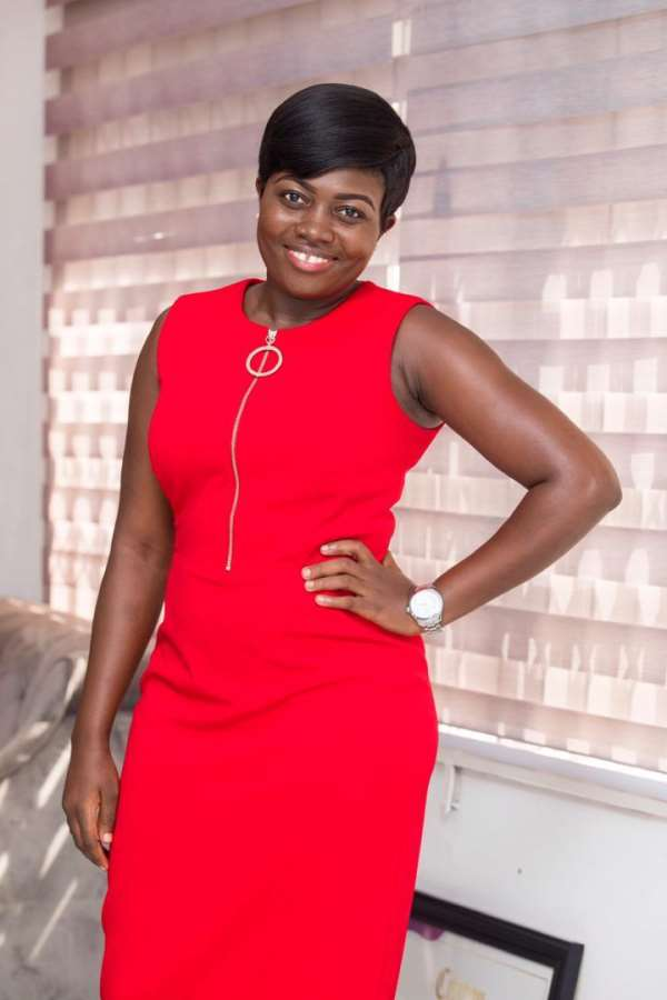 GhOne TV Journalist Alice Aryeetey Nominated For Disability Award