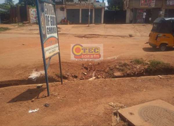 Kumasi: Tafo Nhyiaeso resident cry over poor roads