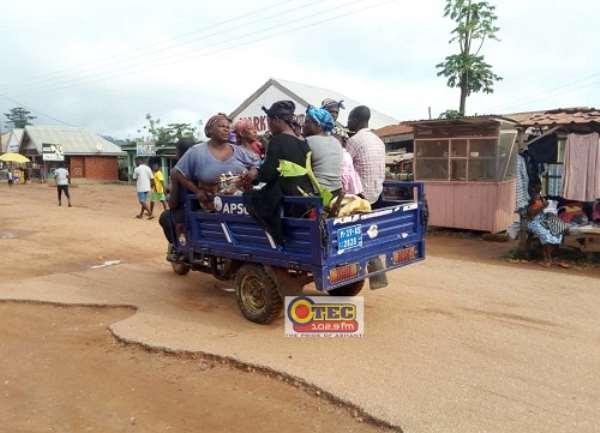 Atwima Mponua residents resort to