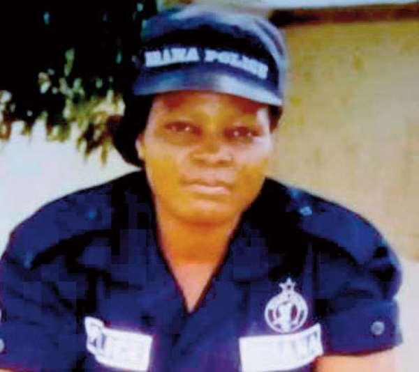 The Late Sergeant Agatha Nana Nabin