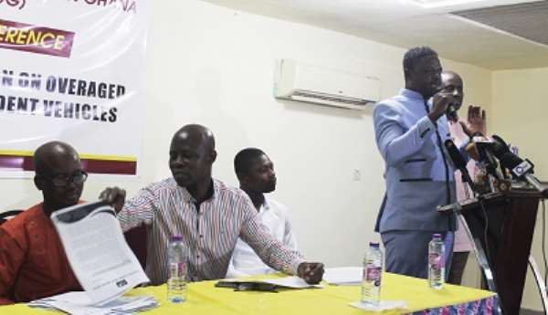 NPP Wants To Win Vote With Suspension Of Law Banning Accident Vehicles  – Automobile Dealers