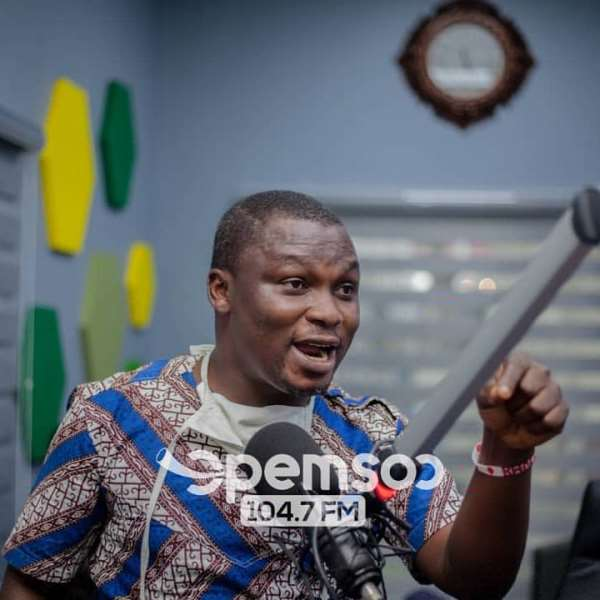 100,000 Presidential Filing Fees Outrageous, Would Weaken The Smaller Parties - Kwabena Frimpong to EC