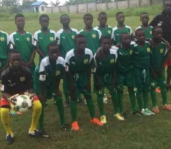 UPDATE: Eight Young Ghanaian Footballers Perish In Gory Accident