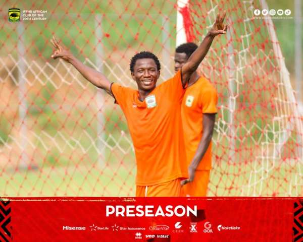 Asante Kotoko begin pre-season today under Prosper Narteh Ogum