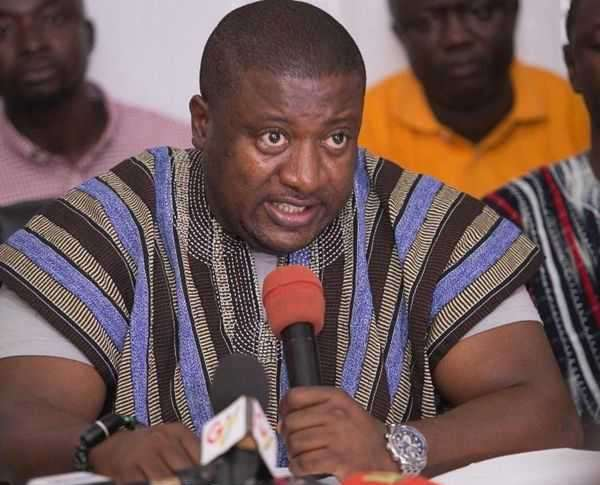 Don't incite the youth to protest – Nana B warn failed MMDCE aspirants