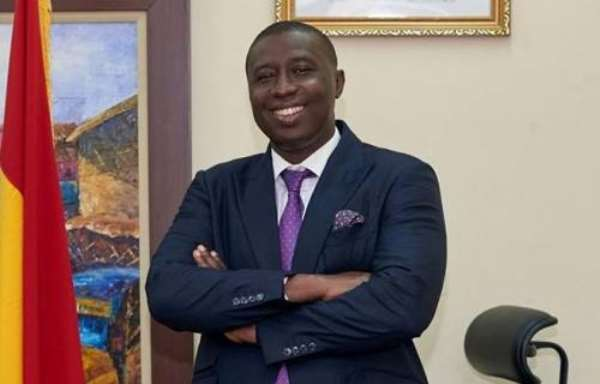 Patrick Boamah appointed board chairman of Ghana Water Company Limited