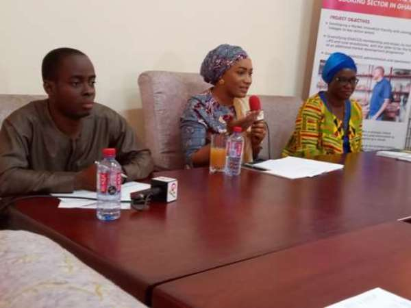 Second Lady Samira Advocates For Clean Cookstoves
