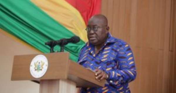 'Let's Work Together For Ghanaians'