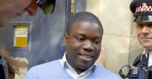 Kweku Adoboli Denies Saying Ghana Is Worse Than Prison