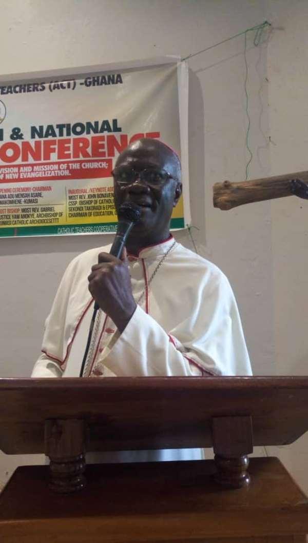 Rev. John Kwofie