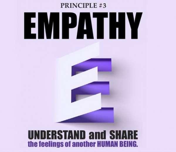 The Principle Of Empathy