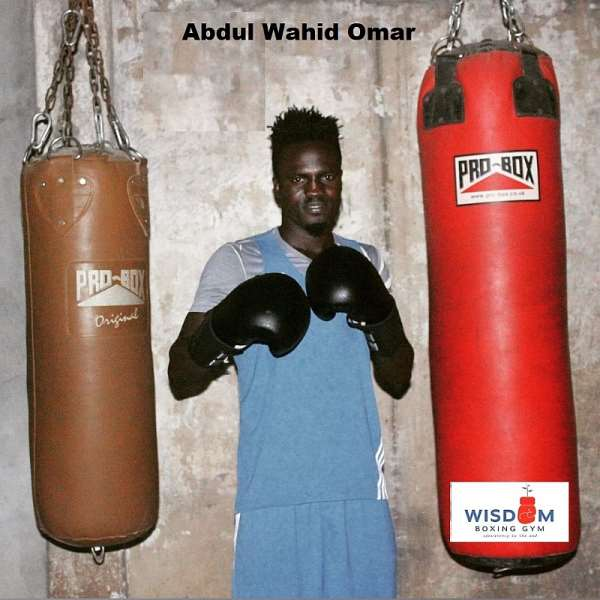 Experiencing The Olympic Games Has Benefitted Me A Lot - Boxer Wahid Omar