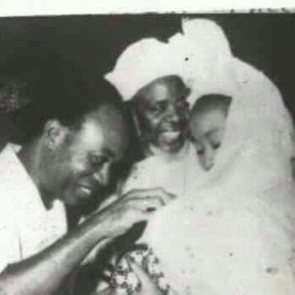 Nkrumah Kept A Muslim Prayer Mat At The Flagstaff House Sheikh Salis Shaban Reveals!