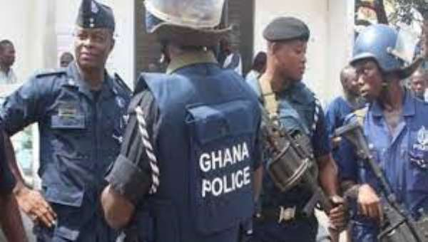 Armed robbers shoot man, run away with GHS29,000 in daylight robbery at Apenkwa