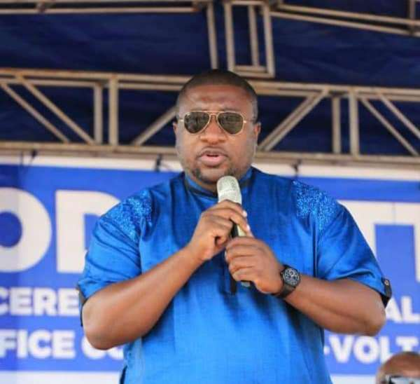 Lawyer Henry Nana Boakye, NPP's National Youth Organiser