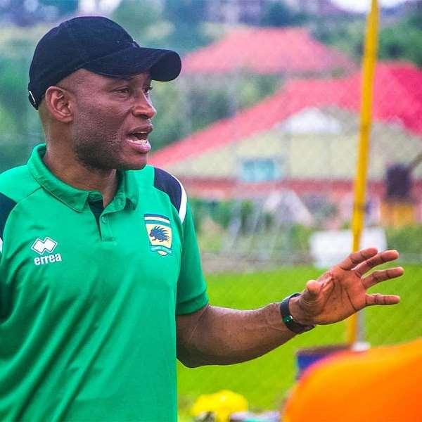 Asante Kotoko will play beautiful football that will please everyone, says Prosper Narteh Ogum