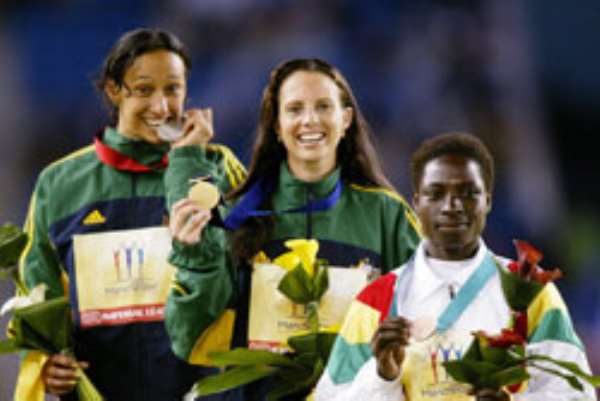 Why One Medal Equals Success: