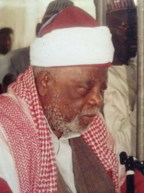 The Contributions Of Major (rtd) Alhaji Saleh Sinare, The First Chief Imam Of The Ghana Armed Forces