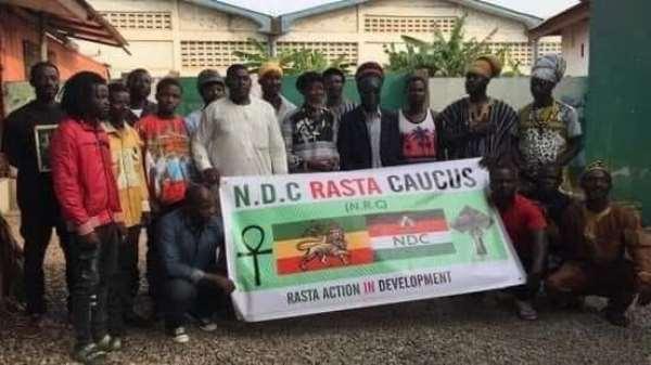 Election 2020: NDC Rasta Caucus Emerges, Throws Wait Behind Mahama